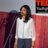 Speaker at TEDxYouth@Chennai